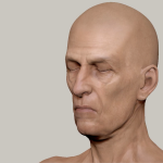 Enhance skin shaders in Blender