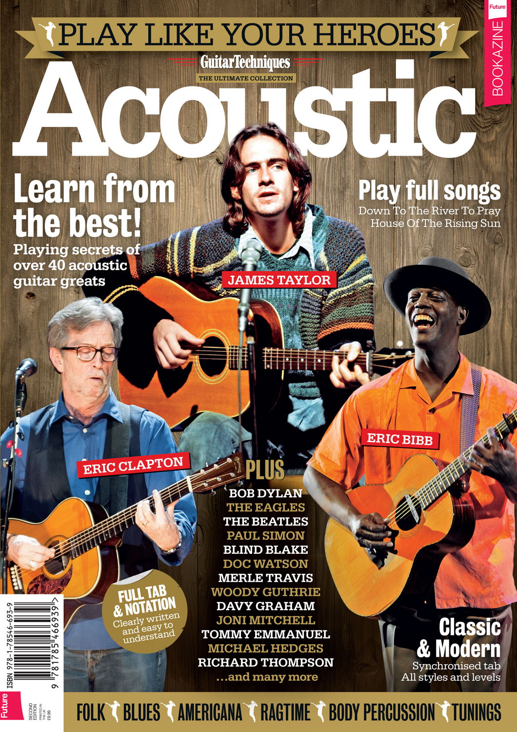 Play Like Your Acoustic Heroes Second Edition<