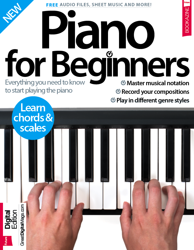 Piano for Beginners Eighth Edition<