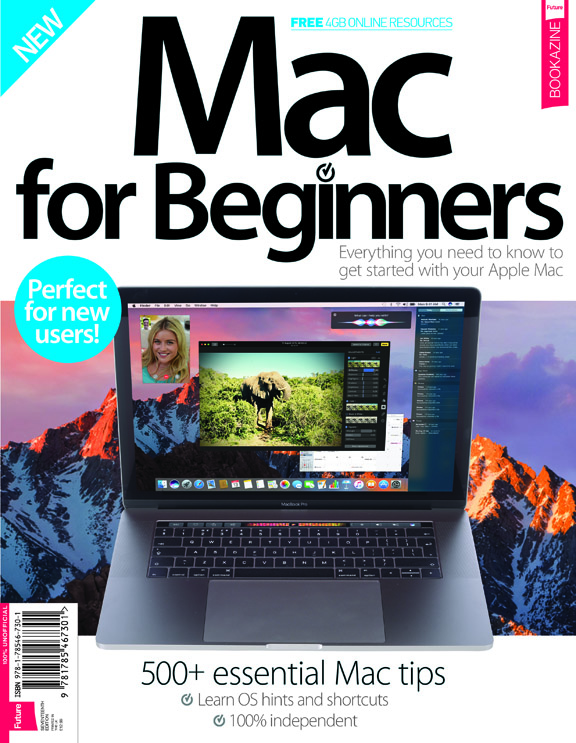 Mac For Beginners 17th Edition<