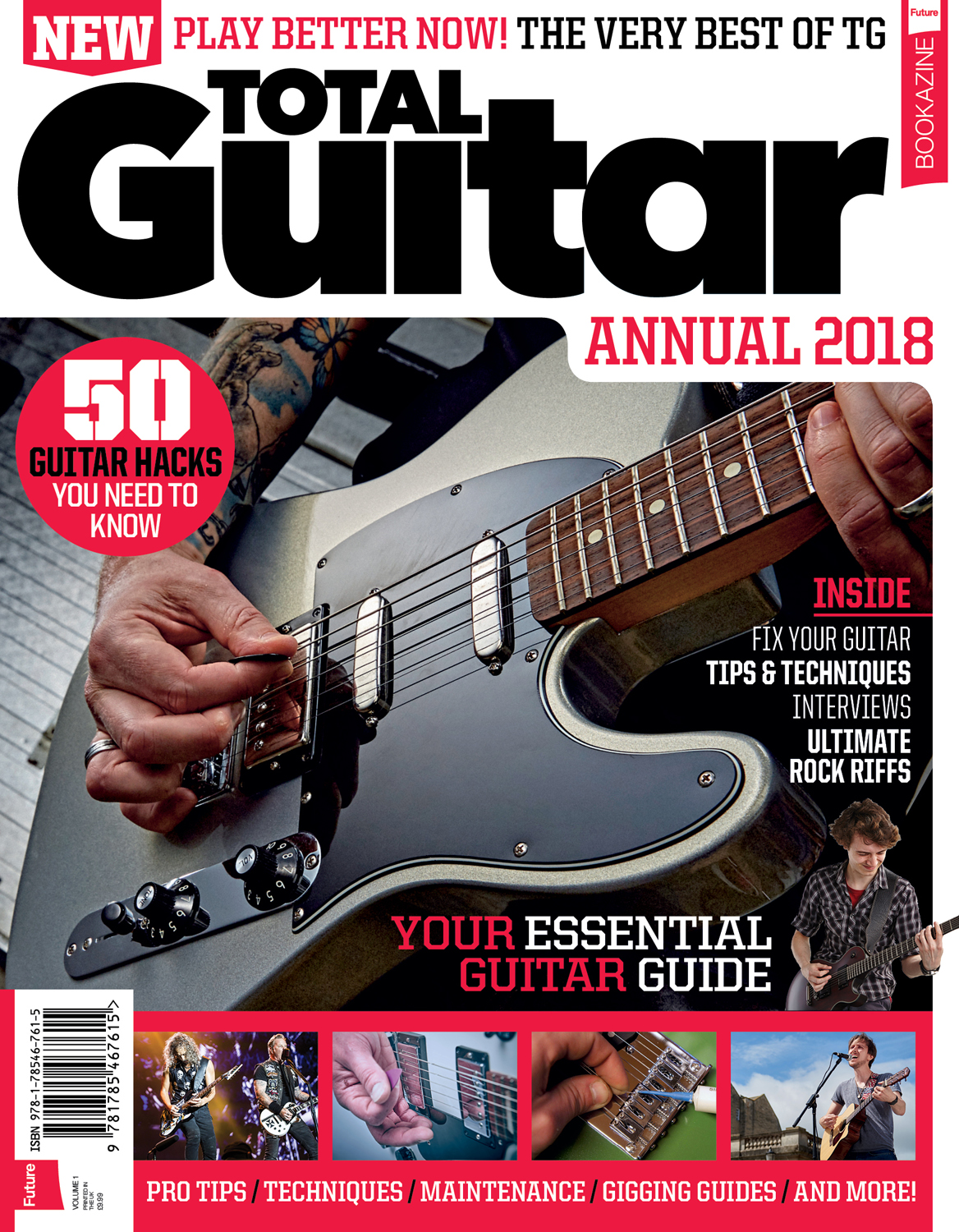 Total Guitar Annual 2018<