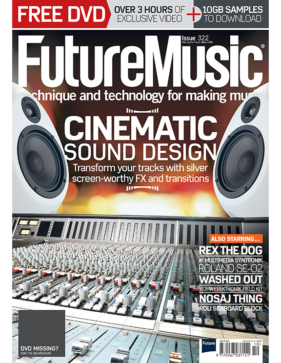 Cinematic Sound: Custom white noise risers | FileSilo co uk