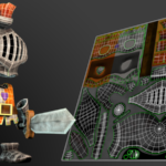 3ds Max UV Mapping Fundamentals Part 4