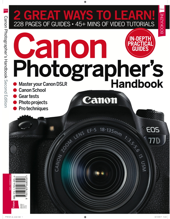 Canon Photographer&#8217;s Handbook Second Edition<