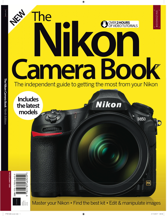 The Nikon Camera Book – Tenth Edition<