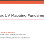 3ds Max UV Mapping Fundamentals Part 1