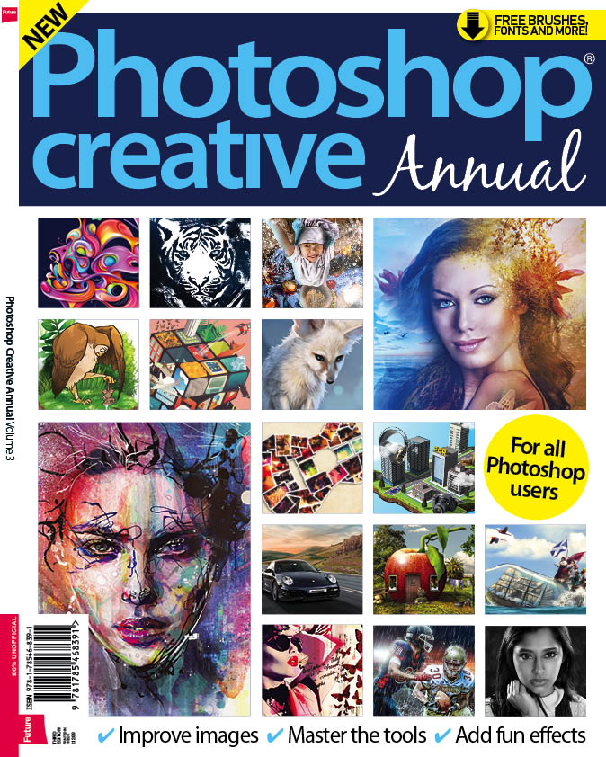 Photoshop Creative Annual Volume 3<