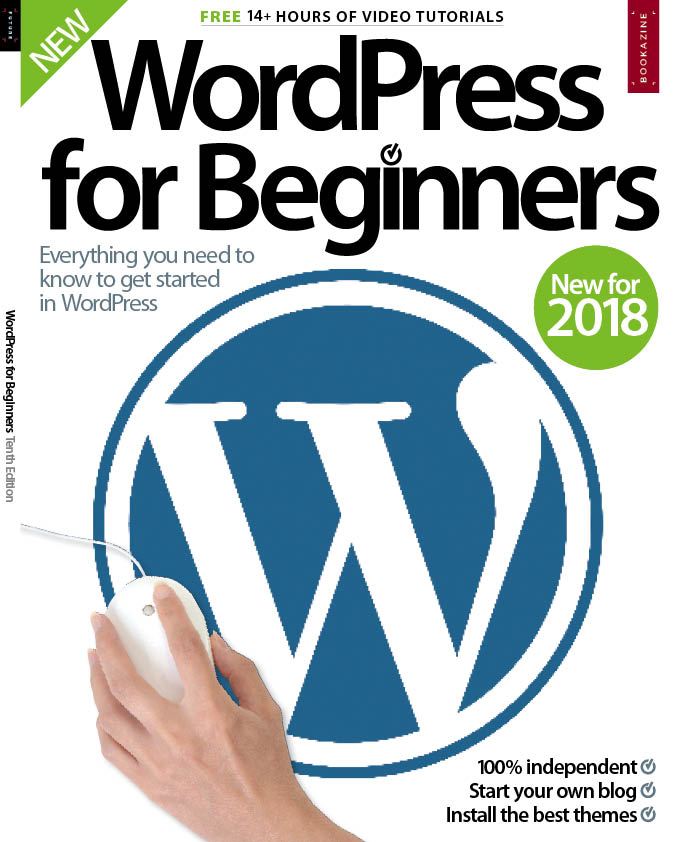 WordPress for Beginners Tenth Edition<