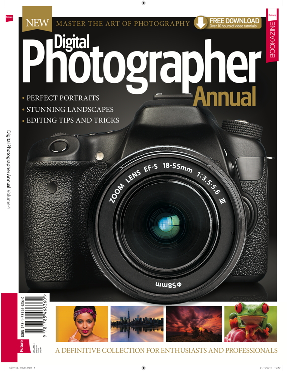 Digital Photographer Annual Volume 4<