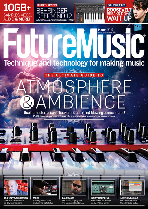 Future Music 316<
