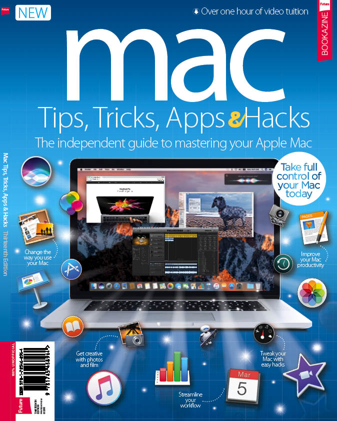 Mac Tips, Tricks, Apps and Hacks – 15th Edition<