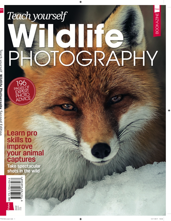 Teach Yourself Wildlife Photography Third Edition<