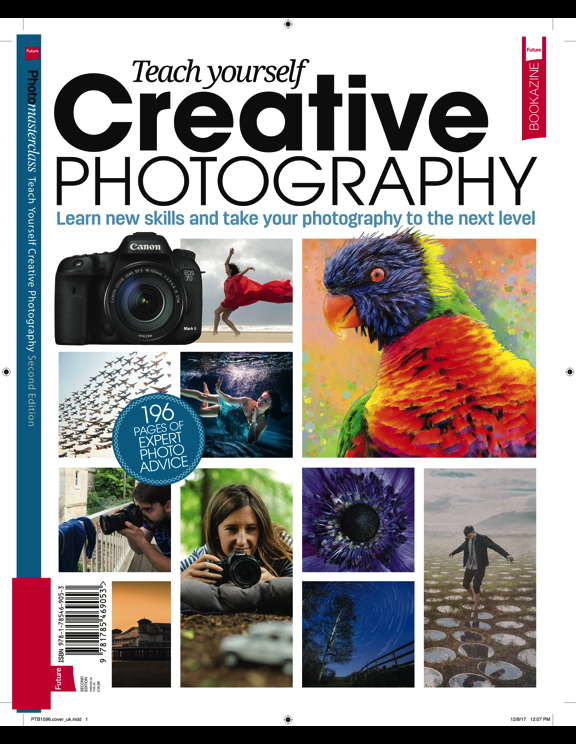 Teach Yourself Creative Photography Second & Third Editions<
