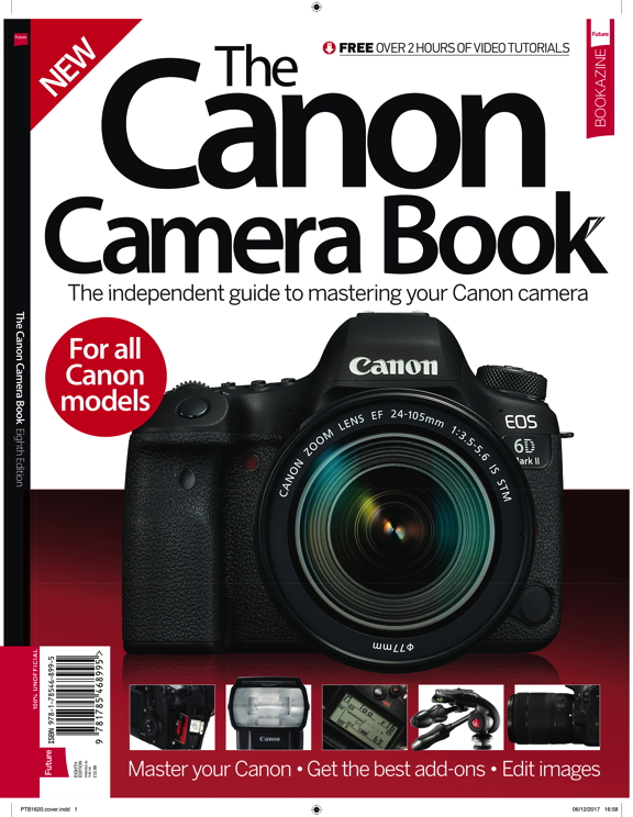 The Canon Camera Book &#8211; 8th Edition<