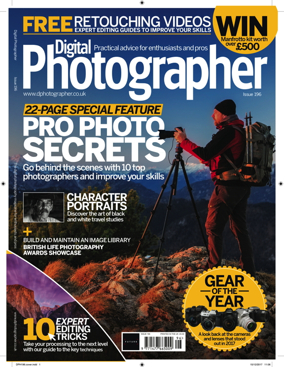 Digital Photographer 196<