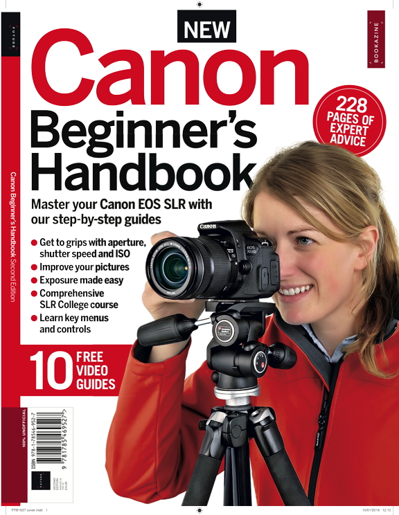 Canon Beginner's Handbook Second Edition<