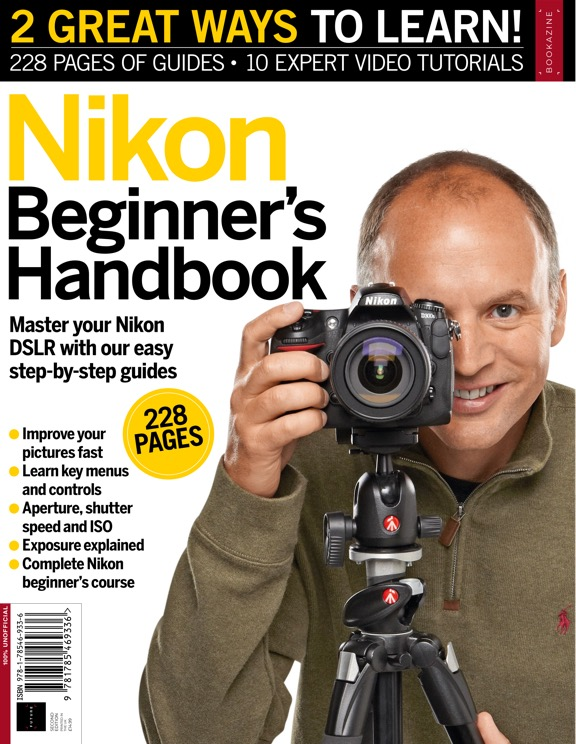 Nikon Beginner&#8217;s Handbook Second Edition<