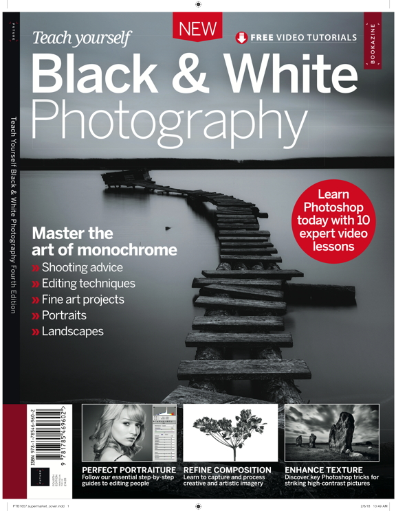 Teach Yourself Black and White Photography Fourth Edition<