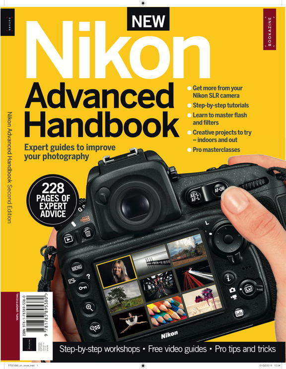 Nikon Advanced Handbook (2, 3 & 4)<