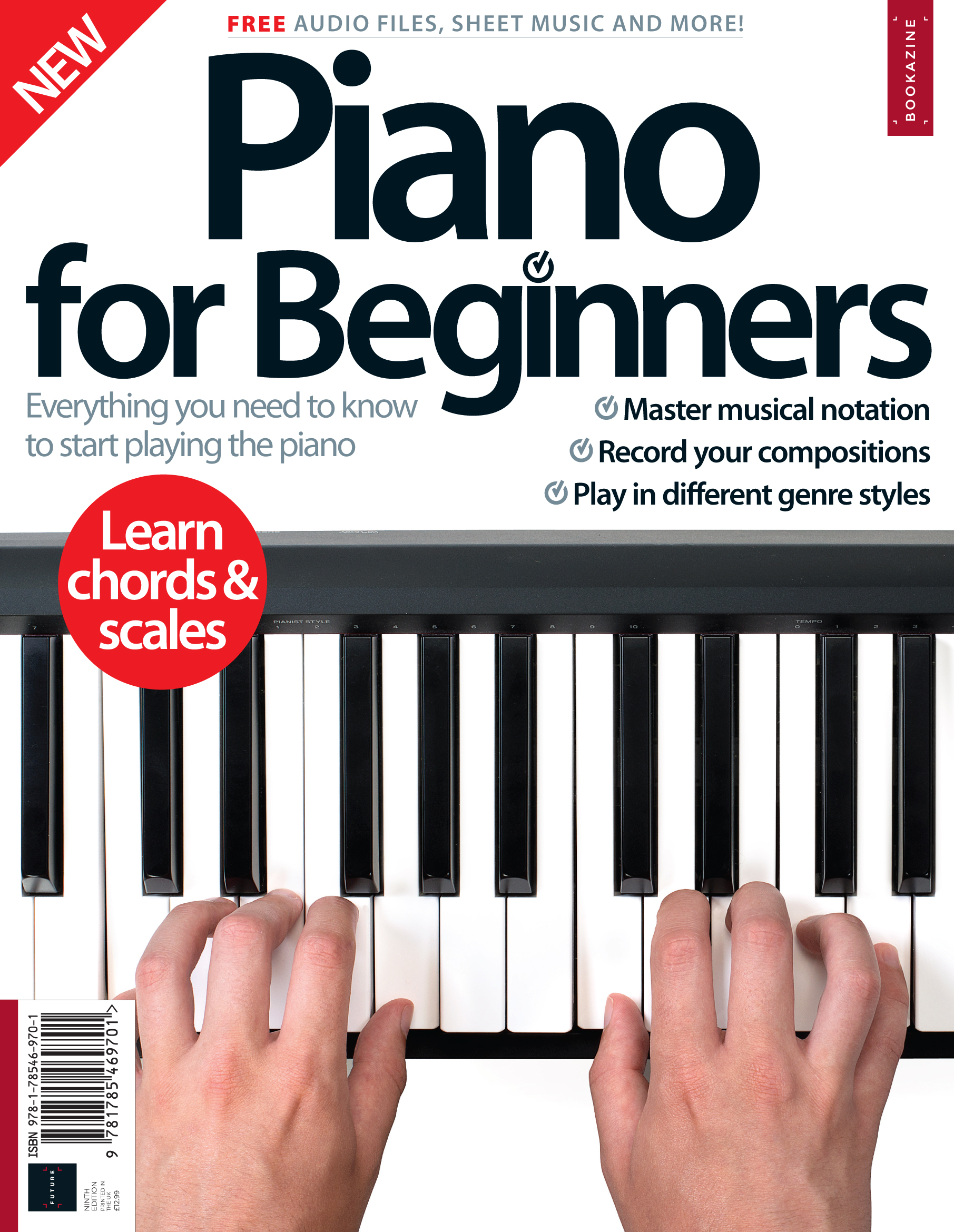 Piano for Beginners Ninth Edition<