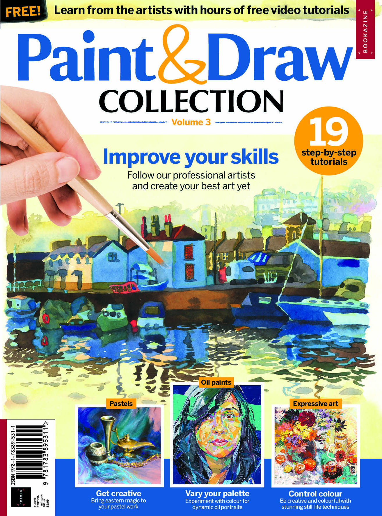 Paint and Draw Collection Volume 3<