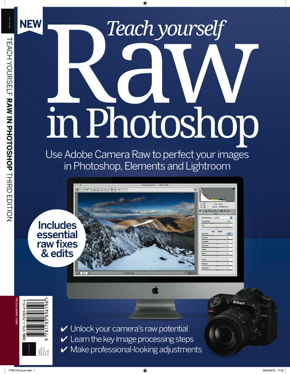 Teach Yourself Raw in Photoshop Third Edition<
