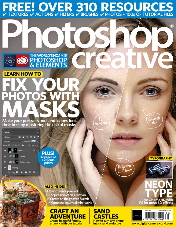 Photoshop Creative 166<