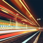 Create vibrant light trails