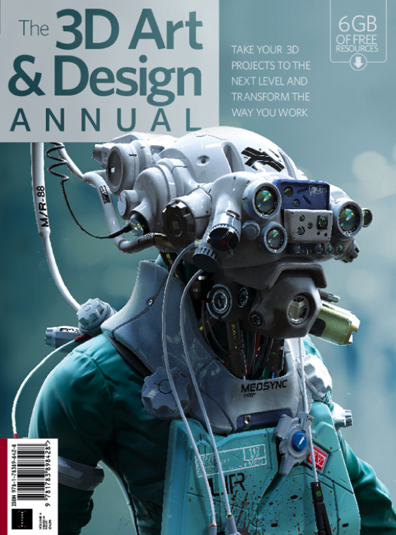 3D Art & Design Annual – Volume 4<