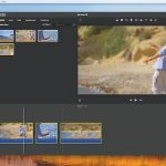 Create smooth-flowing action sequences in iMovie