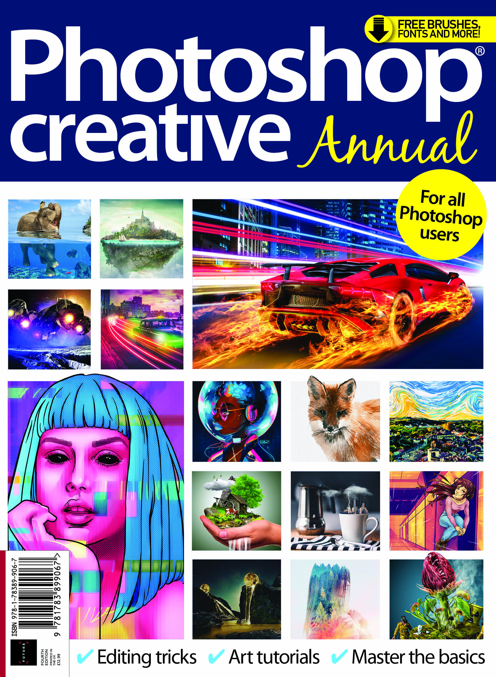 Photoshop Creative Annual Vol 4<