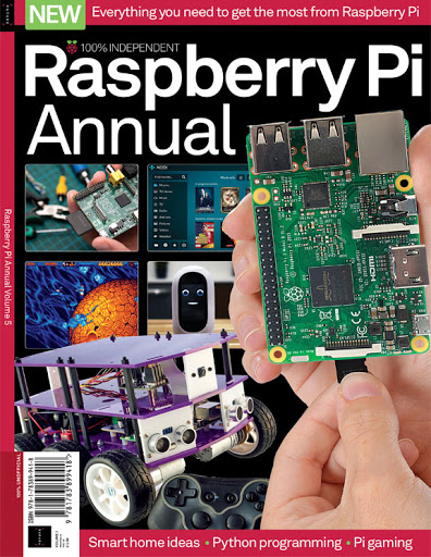 Raspberry Pi Annual Vol 5<