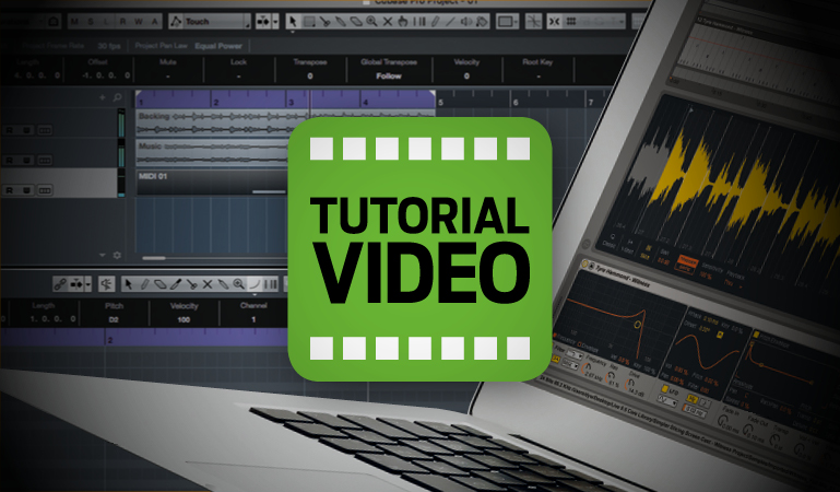 The Producer's Music Theory Handbook – Tutorial Videos