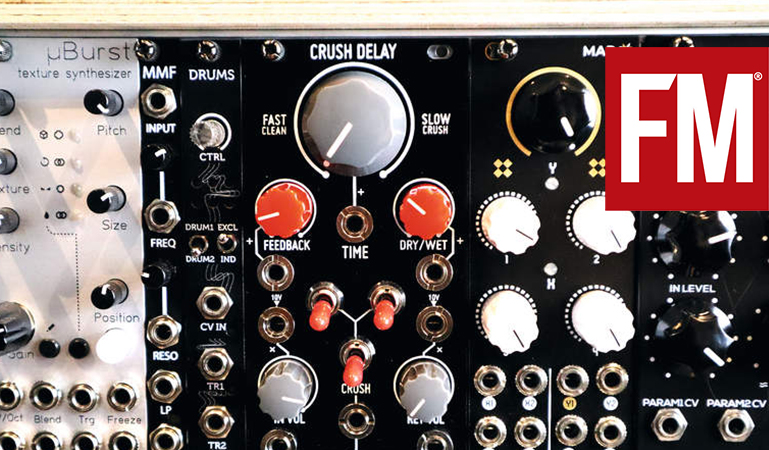 Modular Monthly: Befaco Crush Delay