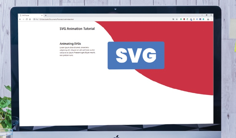 Add animation to SVG with CSS