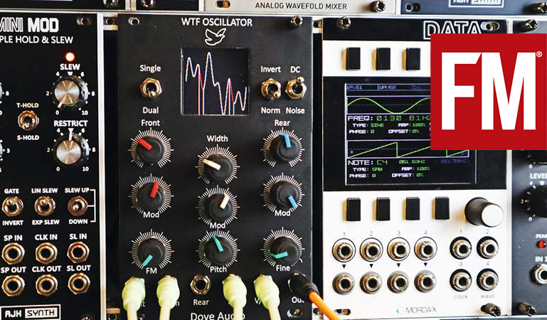 Modular Monthly: Dove Audio WTF