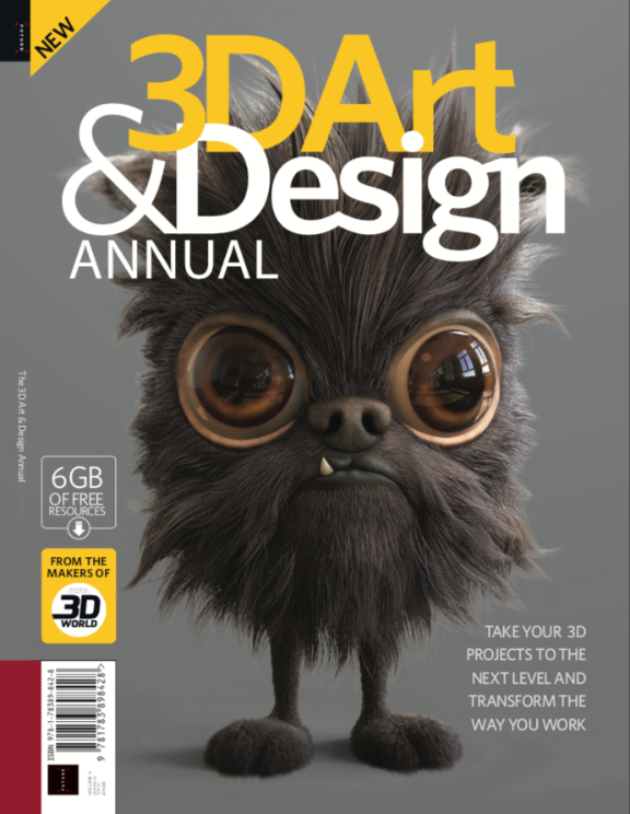 3D Art & Design Annual – Volume 5<