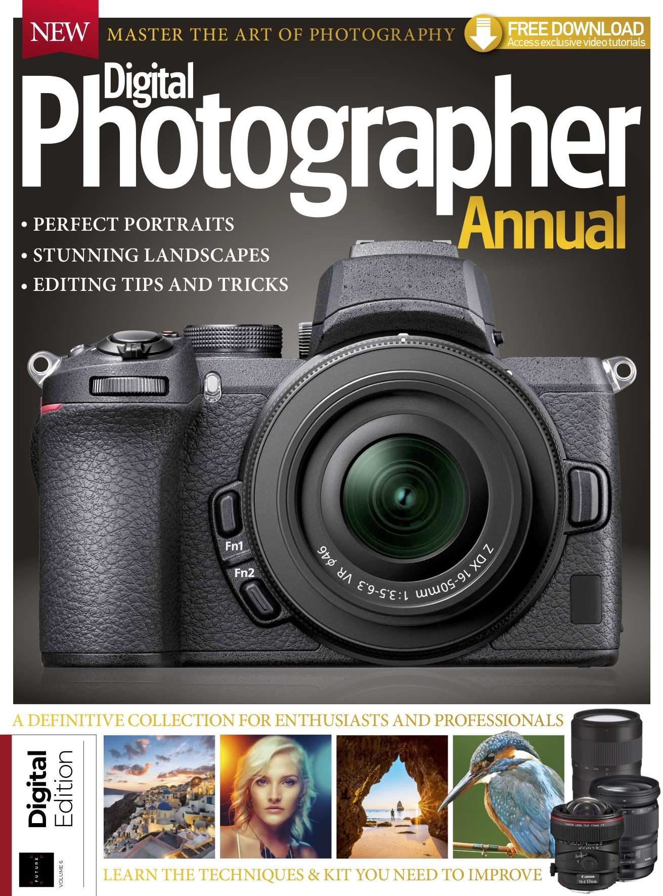 Digital Photographer Annual Volume 6<