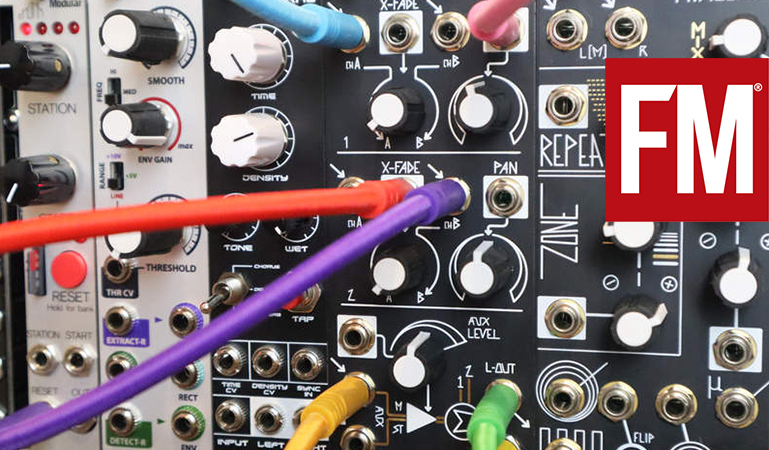 Exploring Make Noise's X-Pan