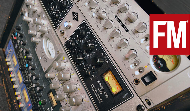 Mix Glue For New Track Elements