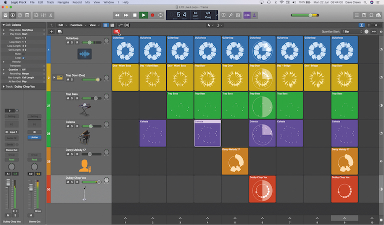 Introducing Live Loops in Logic Pro 10.5