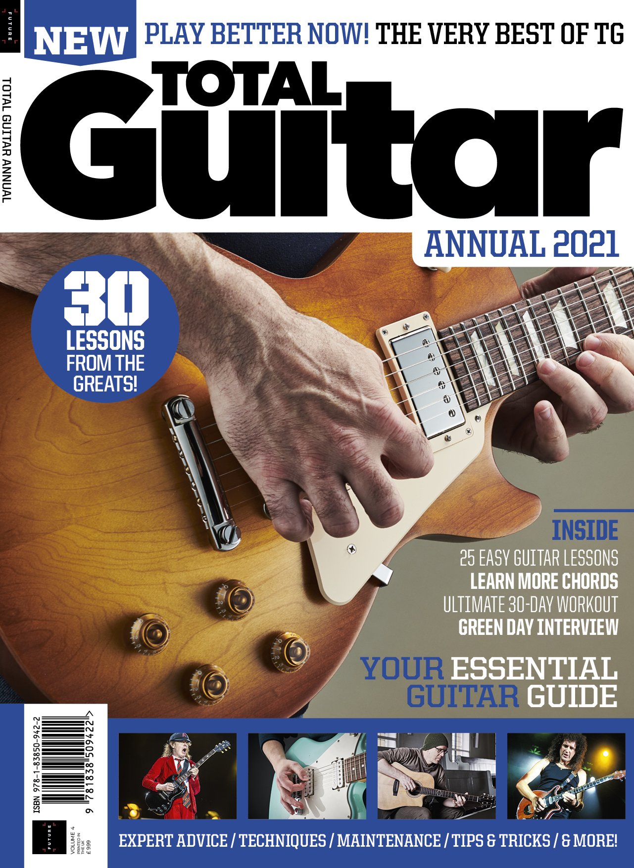 Total Guitar Annual 2021<