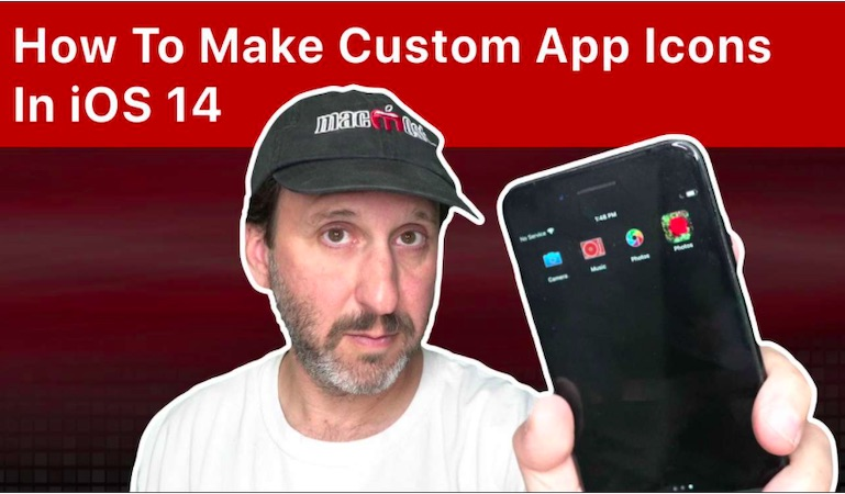 How To Make Custom App Icons In iOS 14