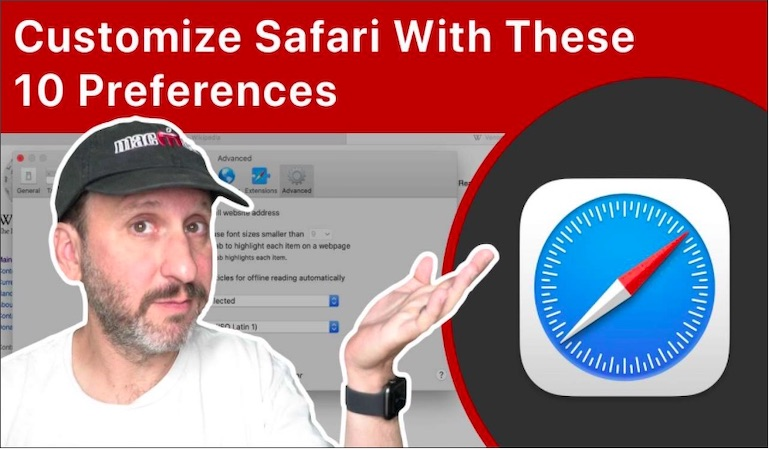 Customise Safari With These 10 Preferences