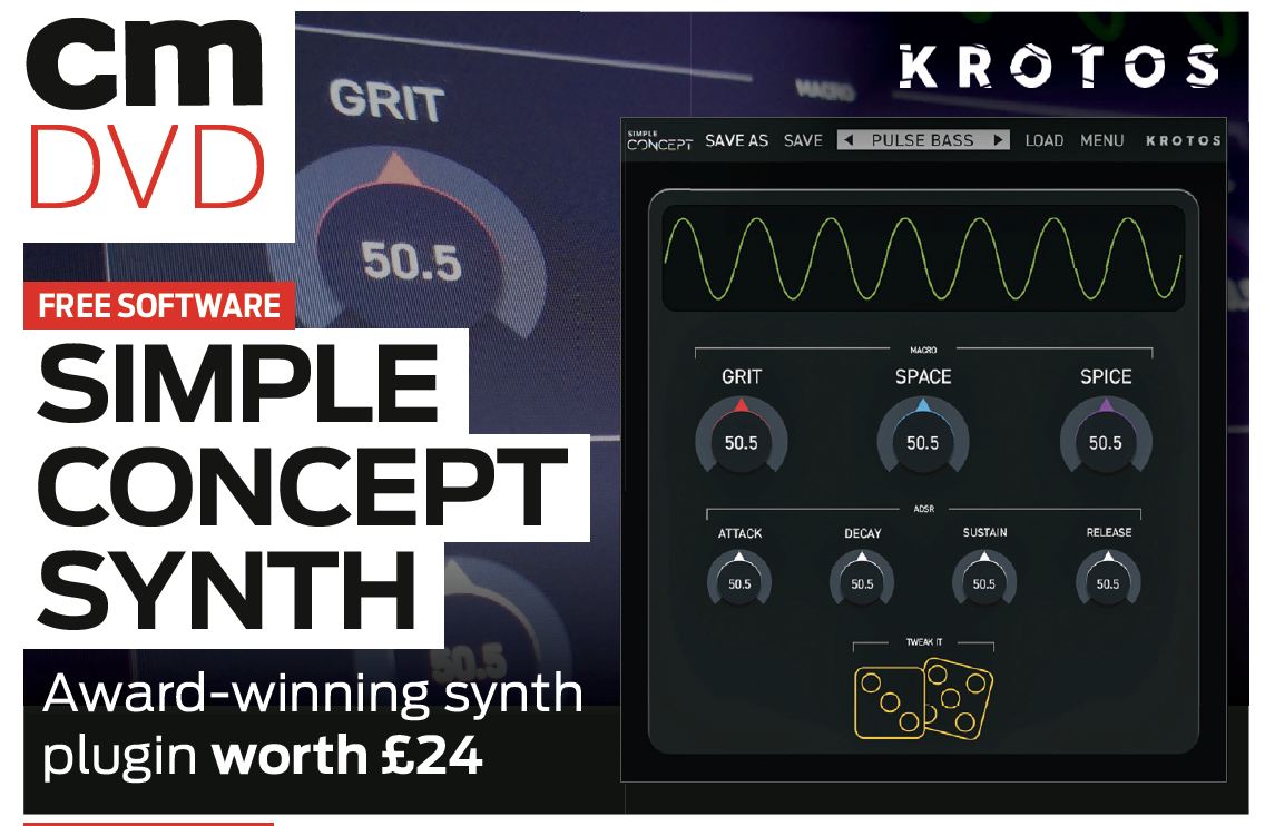 FREE PLUGIN! Your Free Krotos Simple Concept Instructions