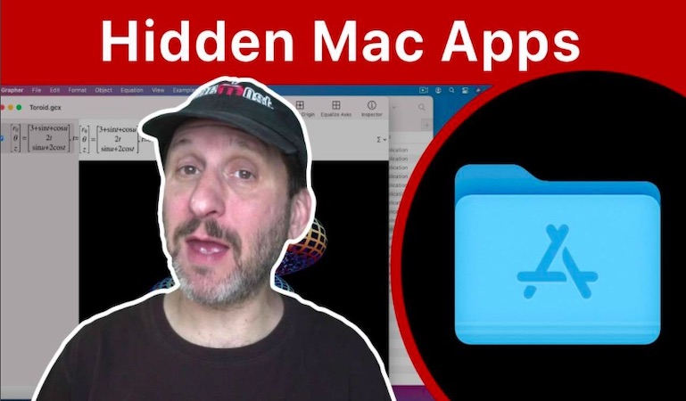 10 Apps You Didn't Know Were Already On Your Mac